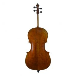 Jay Haides Cello Back View