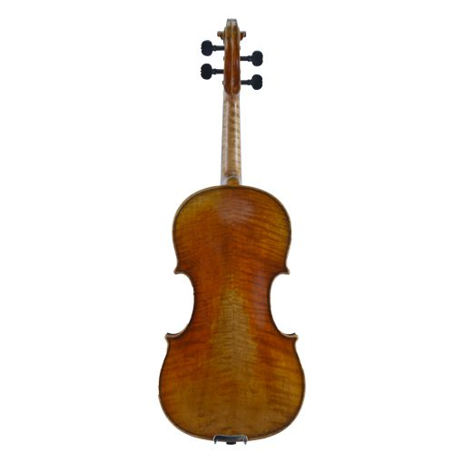 Jay Haides Violin Back View