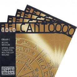 Belcanto Gold Full Set