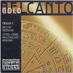 Belcanto Gold Cello D String