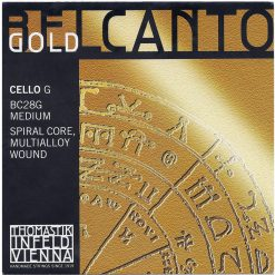 Belcanto Gold Cello G String