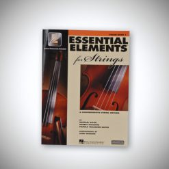 Essential Elements 2000 for Strings (With CD) - Violin
