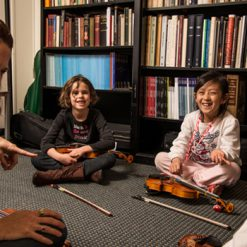 Private Violin Instruction