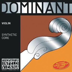 Dominant D Violin String