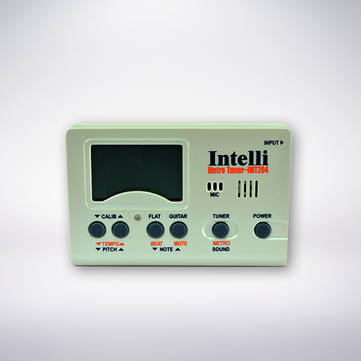 Intelli Digital Metronome and Tuner (IMT204)