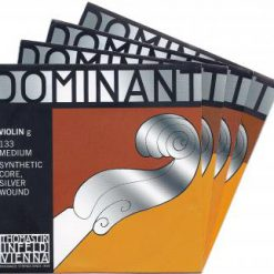 Dominant Violin String Set, Size 3/4