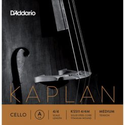 Kaplan Solutions Cello A String