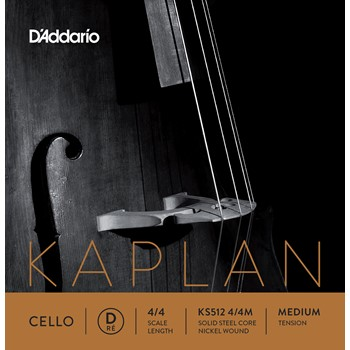 Kaplan Solutions Cello D String