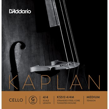 Kaplan Solutions Cello G String